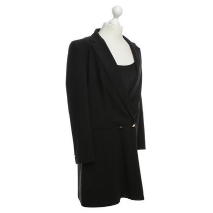 DKNY Blazer jurk in zwart