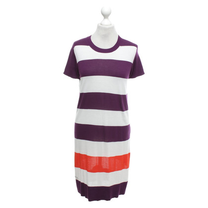 Lacoste Dress with block stripes