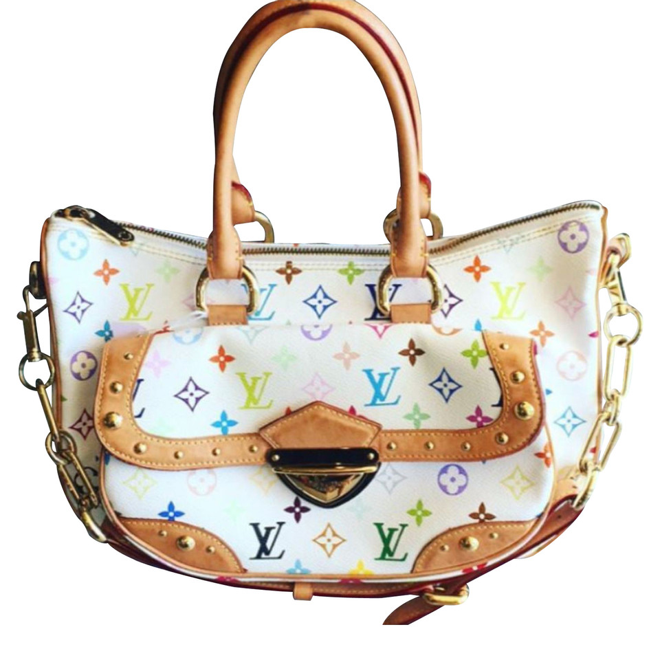 Louis Vuitton Handtasche aus Monogram Multicolore Canvas
