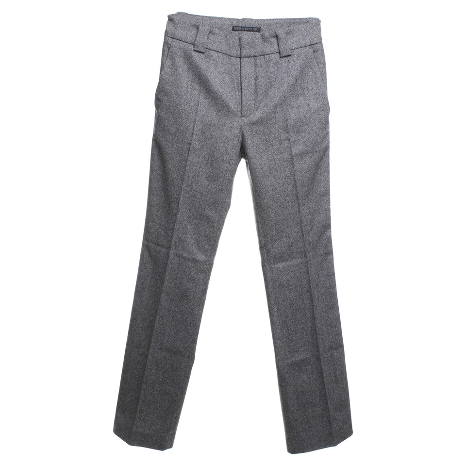Drykorn Hose mit Muster
