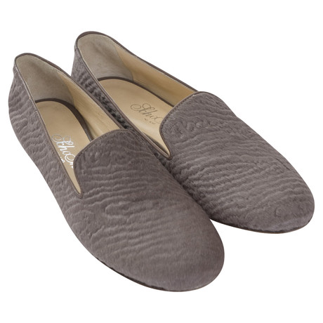 Andere Marke SchoShoes - Slipper Taupe
