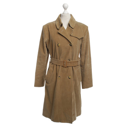 Burberry Cord Trench