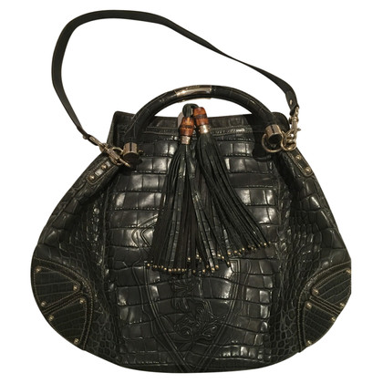 "Gucci ""Indy bag"" made of crocodile leather"