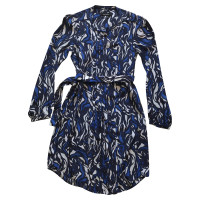 Isabel Marant Silk dress with print