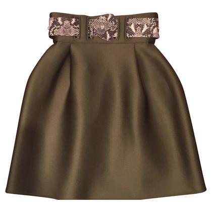 Elisabetta Franchi skirt with belt