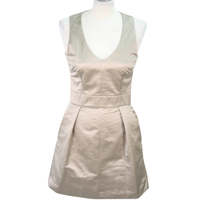 French Connection Kleid in Beige