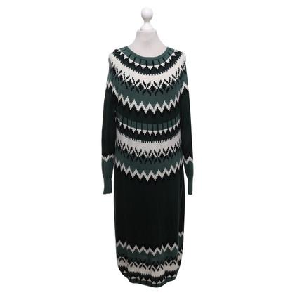 Marina Rinaldi Knit dress with pattern