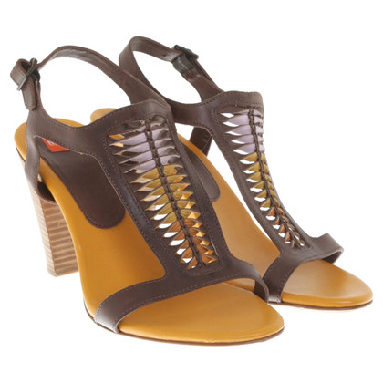 Boss Orange Sandals in brown
