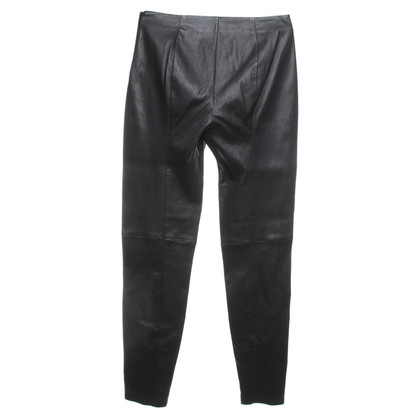 Ralph Lauren Leather pants in black