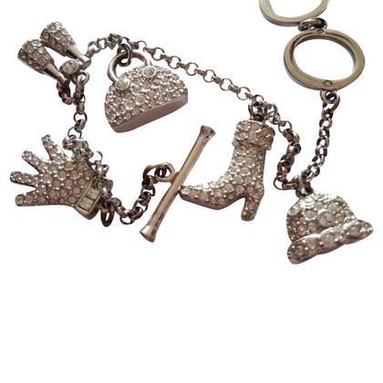 Swarovski Bracelet with charms