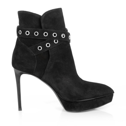 Saint Laurent Stivali in nero