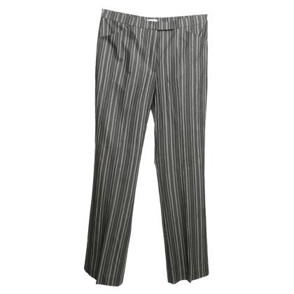Gunex Pants with stripe pattern