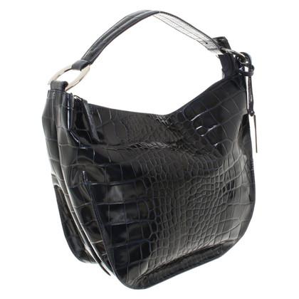 Furla Handbag in dark blue