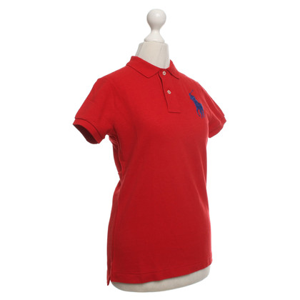 Polo Ralph Lauren Polo in Red