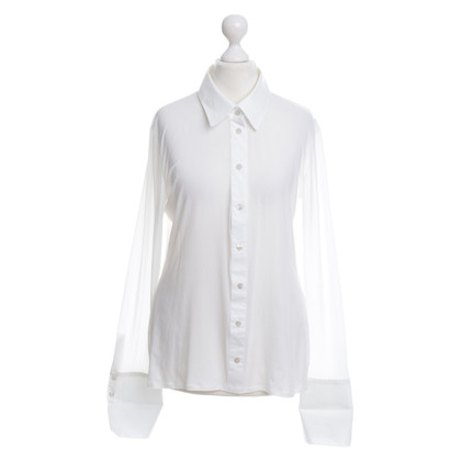 Marc Cain Bluse in Weiß