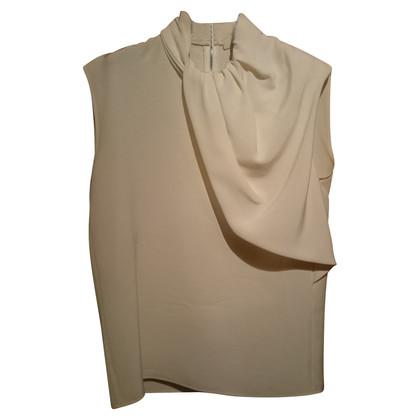 Céline Blouse sleeveless silk