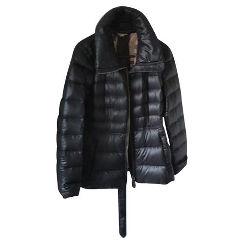 b6dc22c89cec Burberry Doudoune noire - Acheter Burberry Doudoune noire d occasion ...