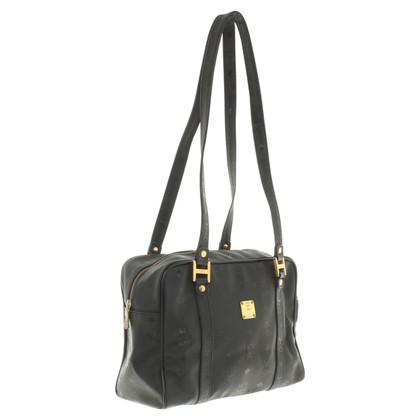MCM Handtasche in Schwarz