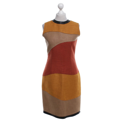 Proenza Schouler Pencil dress made of solid fabric