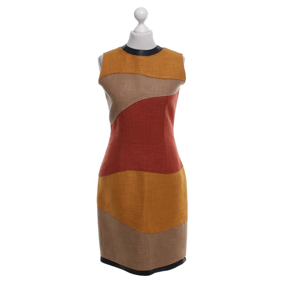 Proenza Schouler Vestito aderente da tessuto solido