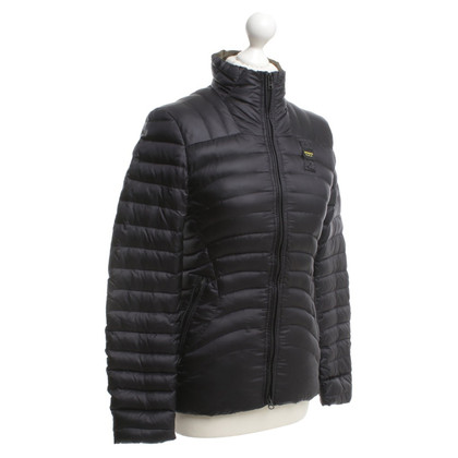 Blauer USA Quilted jacket in blue