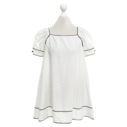 Other Designer Frankie Morello - blouse in white