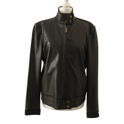 Emanuel Ungaro  Leather jacket