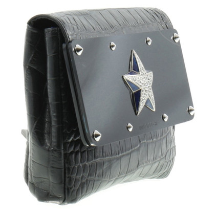 Jimmy Choo for H&M clutch with star