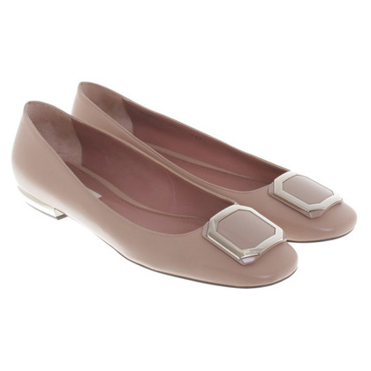 Bally Ballerina's in Beige