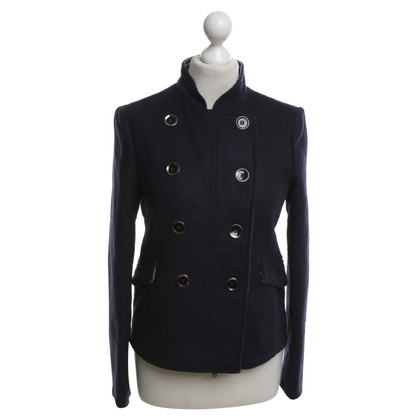 Armani Jeans Short jacket in navy blue