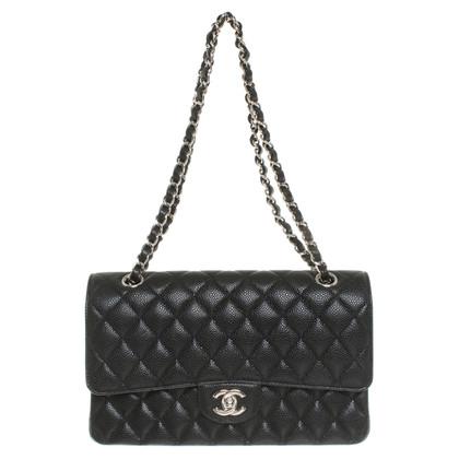 """Chanel """"Classic Flap Bag Medium"""" à partir de cuir de caviar"""