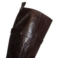 Strenesse bottes d'équitation brune