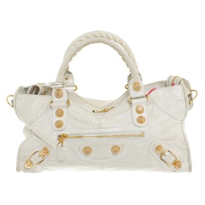 Balenciaga Handbag in white