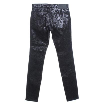 Proenza Schouler Skinny-Jeans in Schwarz