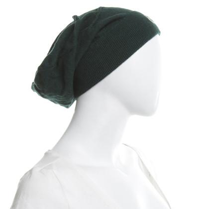 Moncler Cap in verde