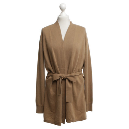 Closed Cashmere Cardigan in marrone chiaro