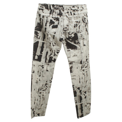 Marc Cain Pants in shades of gray