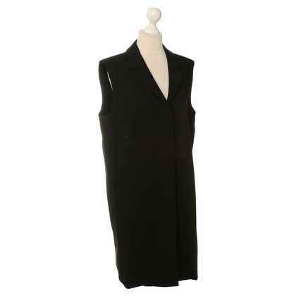 Escada Vest in black