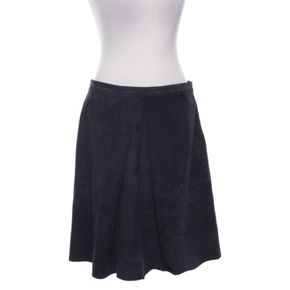 Hugo Boss Suede skirt
