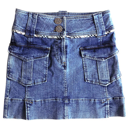 Burberry Denim skirt