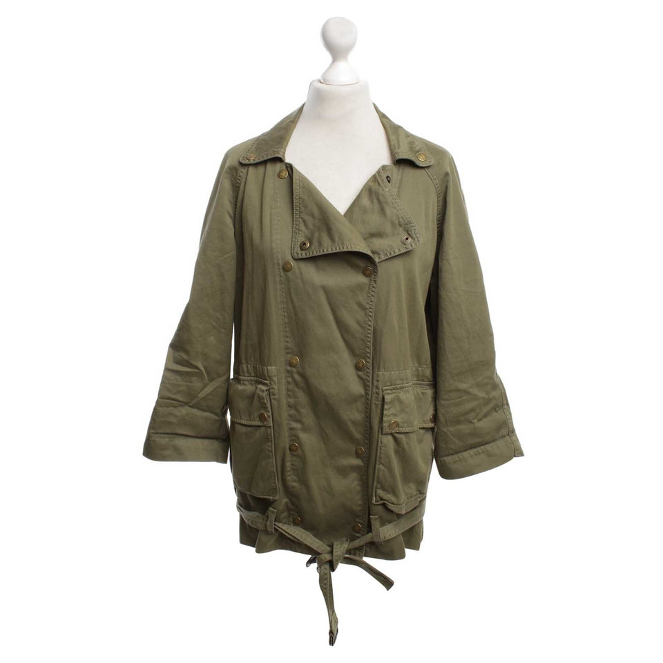 Current Elliott Jacket in het groen