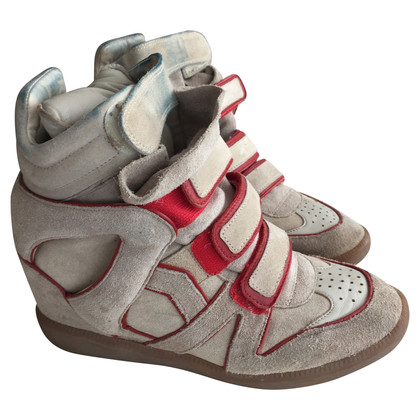 Isabel Marant Hoge top sneakers