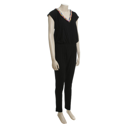 Moschino Love Jumpsuit in Schwarz