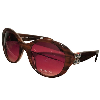 Nina Ricci Sunglasses with decorative stones