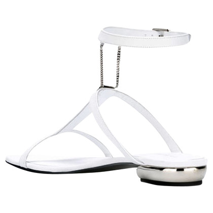 La Perla Sandali bianchi