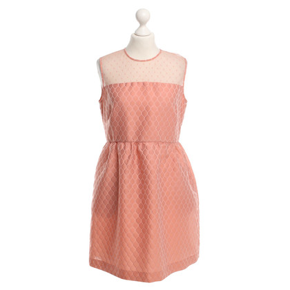 Red Valentino Vestito color salmone
