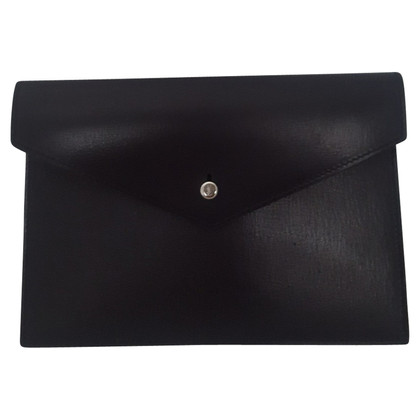 Saint Laurent Lederclutch