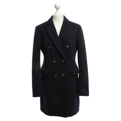 Closed Cappotto in blu scuro