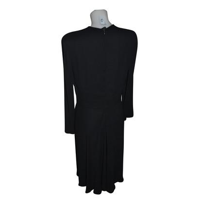 Giorgio Armani black dress