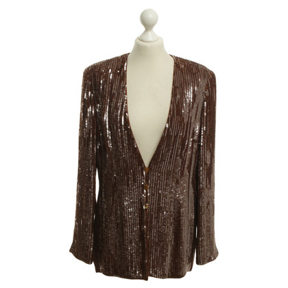 Escada Blazer with sequin trim